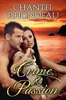 Romantic Suspense book Crime & Passion