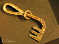 Viking Age Swedish key