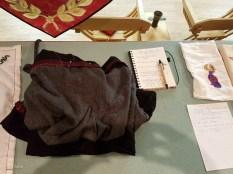 Viking age apron dress by Bou