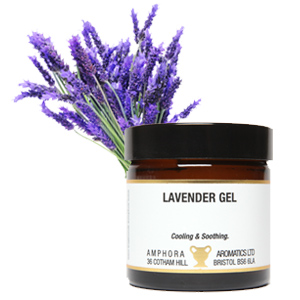 Amphora Lavender Gel 60ml