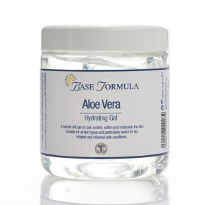 BASE FORMULA ALOE VERA GEL 60 ML