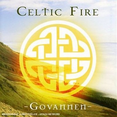 Celtic Fire Govannen Paradise Music Relaxation CD