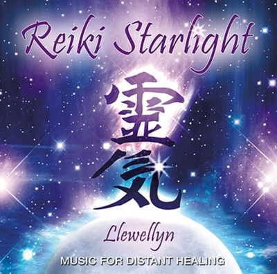 REIKI STARLIGHT BY LLEWELLYN PARADISE MUSIC HEALING CD