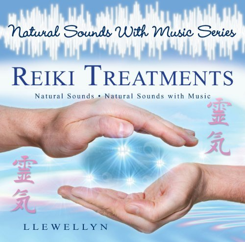 REIKI TREATMENTS PARADISE MUSIC RELAXATION CD