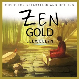 ZEN GOLD BY LLEWELLYN PARADISE MUSIC RELAXATION CD
