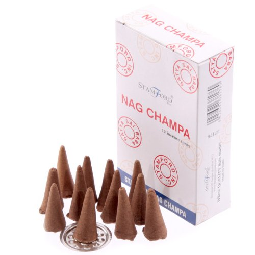 Stamford Incense Cones - Nag Champa