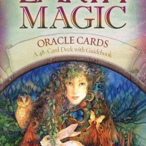 Earth Magic Oracle Cards Steven D. Farmer