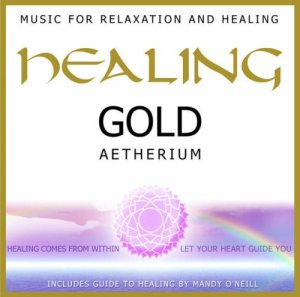 Healing Gold Aetherium - Karma CD