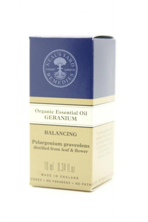 Neal's Yard Geranium Organic Essential Oil10ml