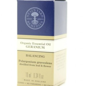 Neal's Yard Geranium Organic Essential Oil10ml