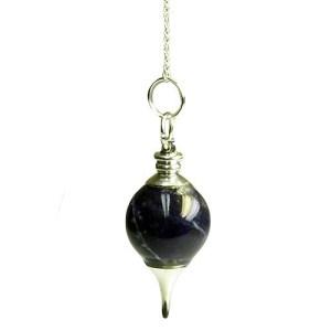 Sodalite Sphere Pendulum