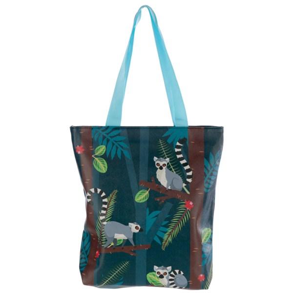 Lemur Spirit of the Night Reusable Tote Shopping Bag
