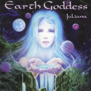 EARTH GODDESS - JULIANA CD