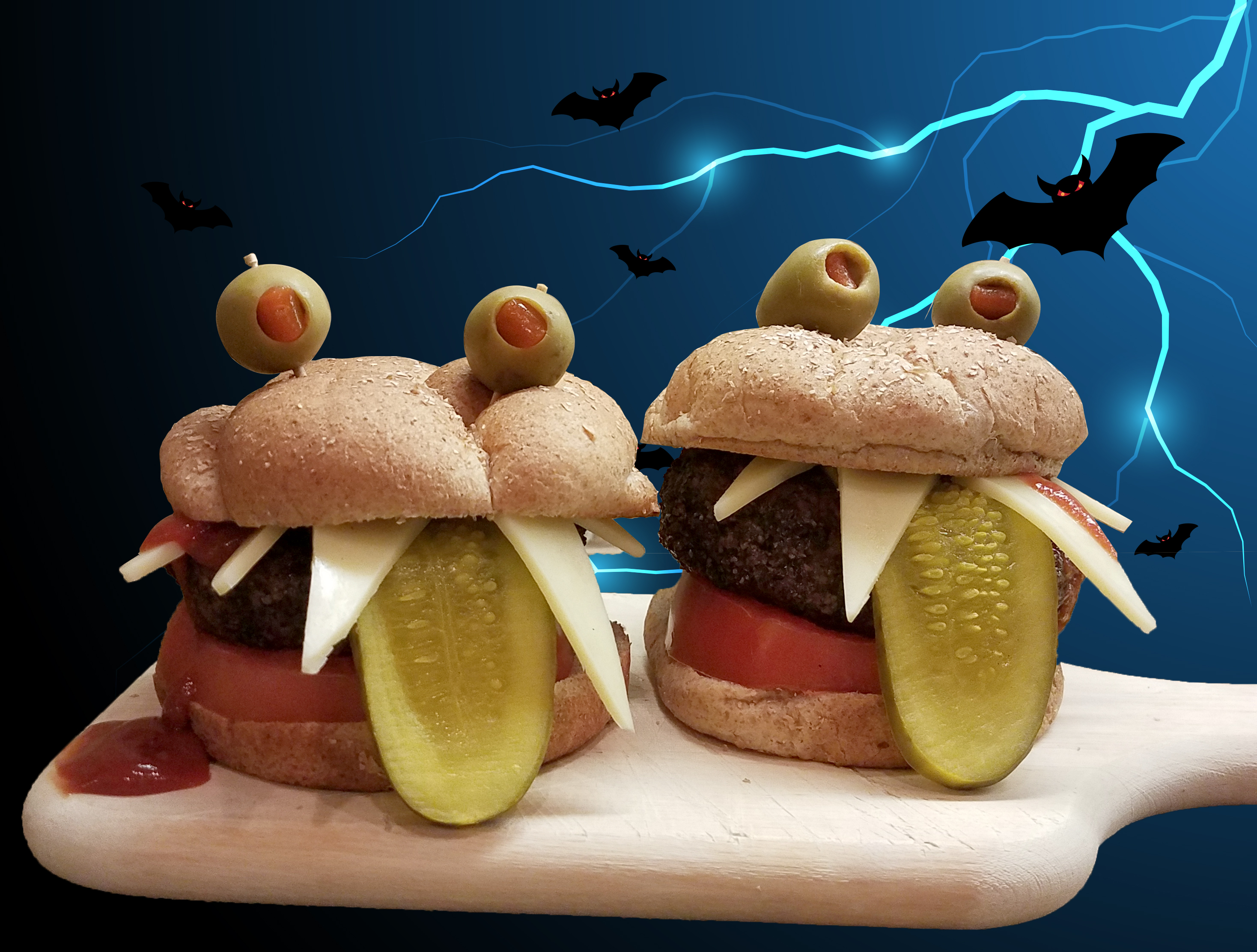 Happy Halloween – Fun with Food!