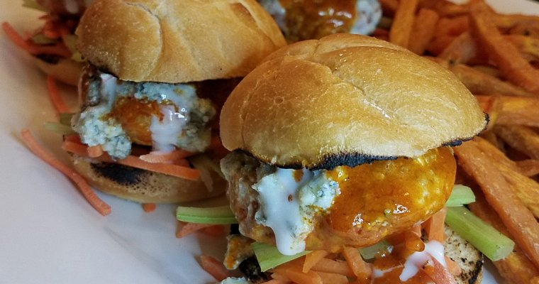 Buffalo Chicken Sliders Recipe: Game Day Eats and Holiday Treats