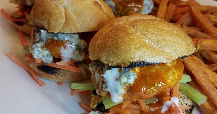 Buffalo Chicken Sliders Recipe: Game Day Eats and Holiday Treats