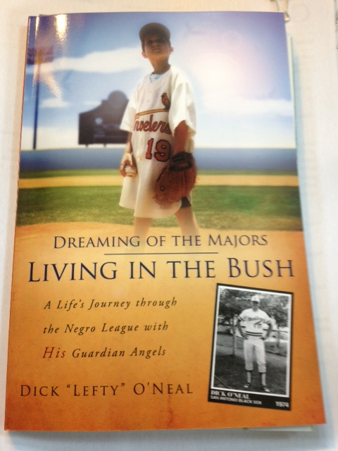 Dick' Lefty' O'Neal's Book