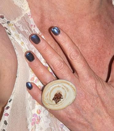 DeeDeeDeesigns Ceramic Ring