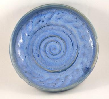 DeeDeeDeesigns Blue faceted Bowl_004