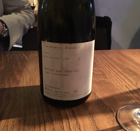 Champagne Charles Dufour 2009 Pinot Noir