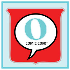 O Comic Con Report, Part 1