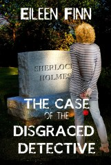 Book Review: The Case of The Disgraced Detective by Eileen Finn