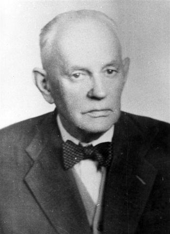 Profesor Jan Mateusz Mossakowski