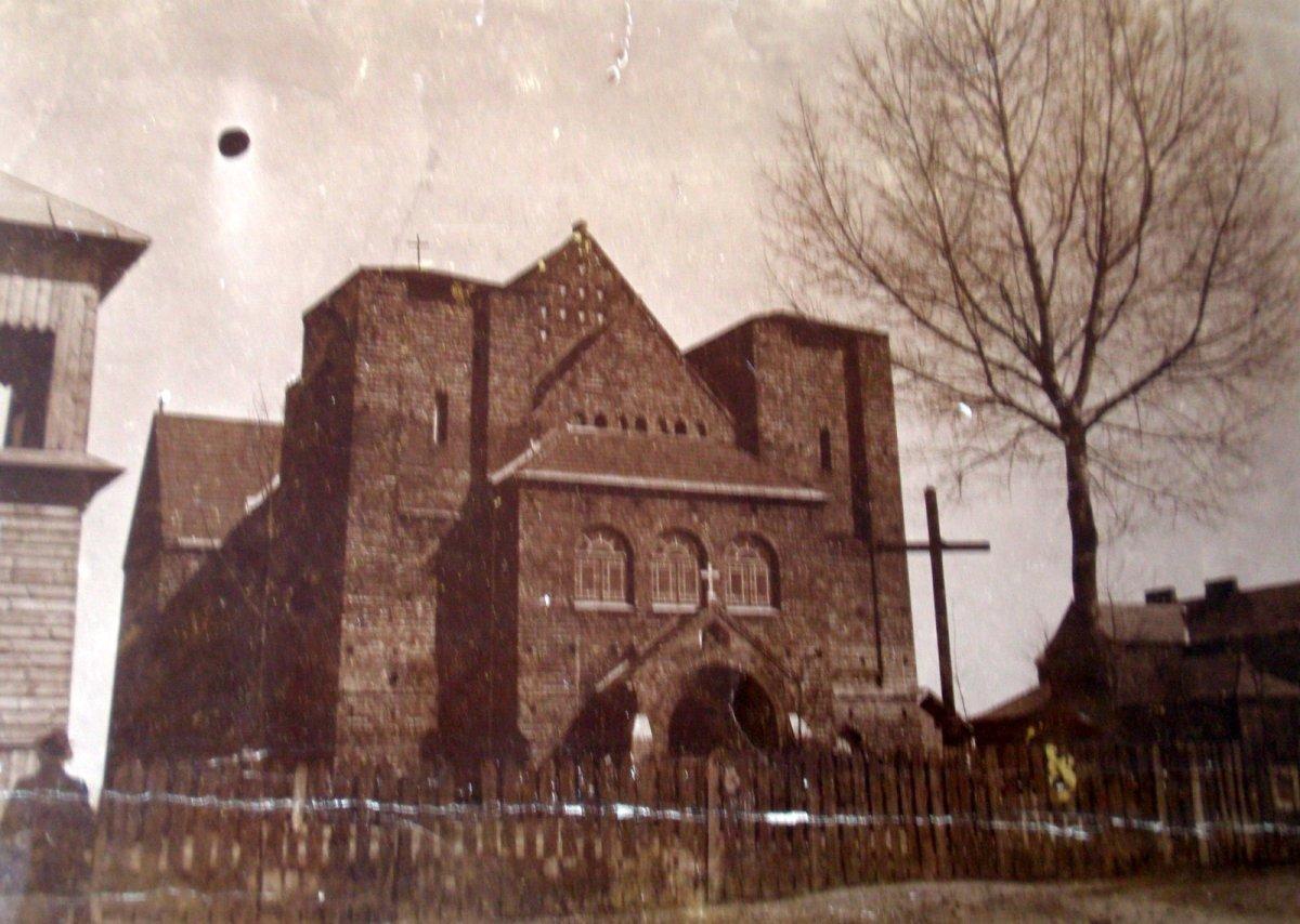 Kalendarium Parafii Matki Bożej Częstochowskiej w Wołominie - lata 1924-1926