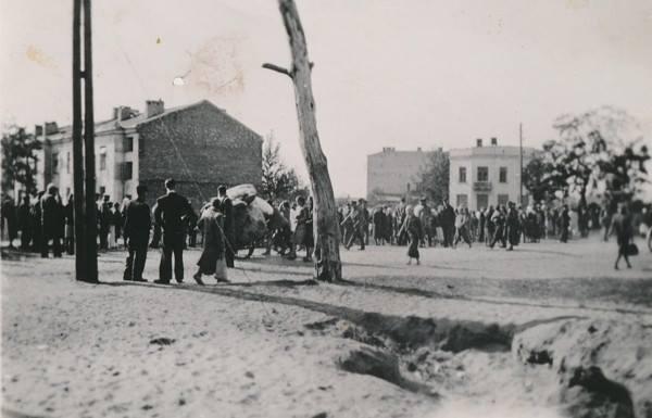 Ucieczka z getta w Wołominie