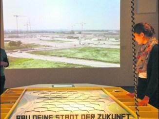 Ob in Planspielen wie auf dem Schiff MS Wissenschaft oder umgesetzten Ideezur Nachhaltigkeitn – Dresdner gestalten den Wandel aktiv mit. Foto: Una Giesecke