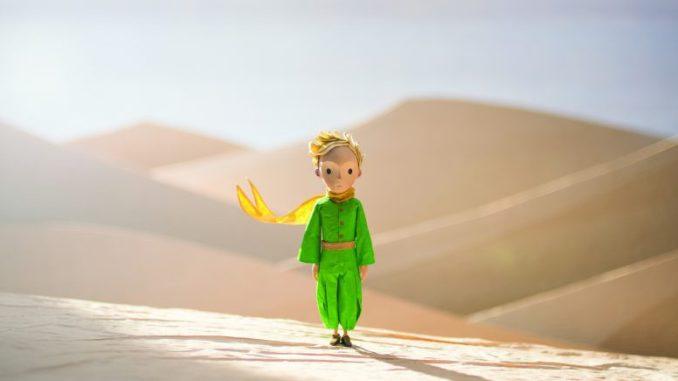 Der kleine Prinz sieht die Welt durch Kinderaugen – und wundert sich sehr über die Erwachsenen. Foto: PR