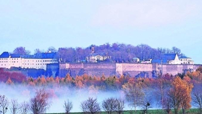 Festung Königstein. Foto: PR