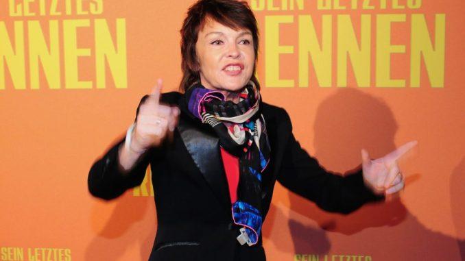 """Die bekannte Schauspielerin hat vermutlich aufgrund von Antipathien die Filmrolle in """"Die Anfängerin"""" hingeworfen. Foto: highgloss.de"""