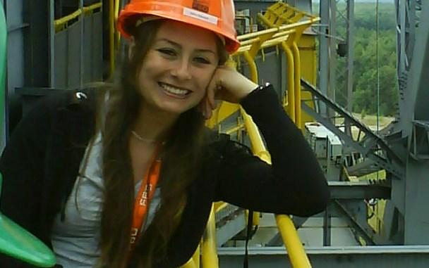 Im Besucherbergwerk F60 klettern Gäste bis auf 80 Meter Höhe. Foto: PR