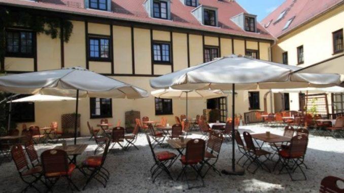 Der Klosterhof ist die ideale Location zum Verweilen. Foto: PR