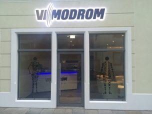 Das VIMODROM Dresden bietet seinen Teilnehmern ein außergwöhnliches Sportprogramm.