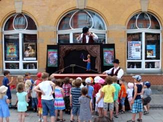 Bei der 29. Radebeuler Kasperiade am 19. Juni wartet Spaß für Groß und Klein. Foto: PR