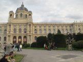 Straßenmusiker in Wien Foto: Una Giesecke