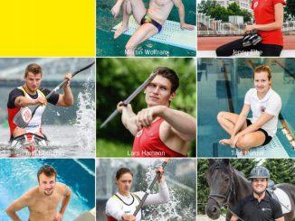 Die Dresdner freuen sich auf ihre Teilnahme bei Olympia. Foto: Stadt Dresden