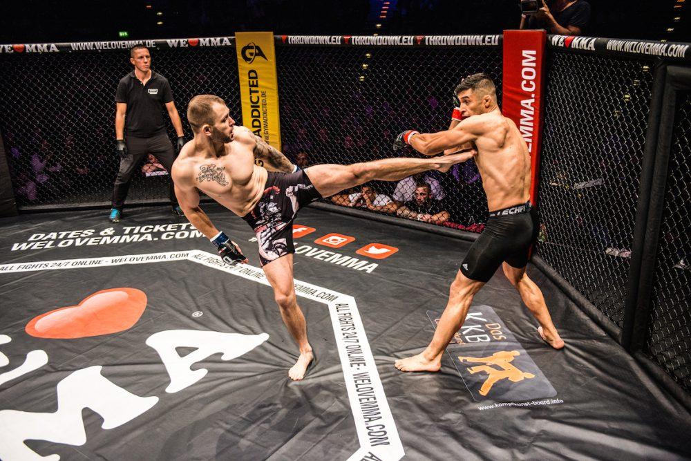 Gewinnspiel: MMA zurück in der Messe Dresden