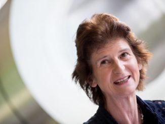 Die sächsische Wissenschaftsministerin Eva-Maria Stange (SPD). Foto: Arno Burgi/Archiv