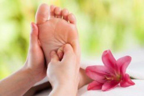 10. Türchen: Fußreflexzonenmassage