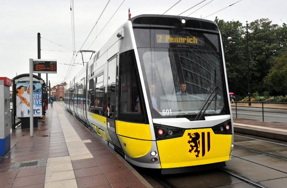 Dickere Straßenbahnen ab Ende 2018