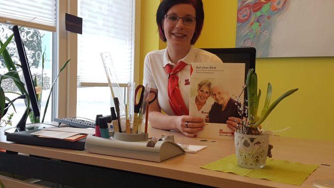 Susanne Hentschel von den Johannitern F.: F. Sommer