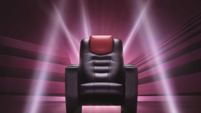 Besondere Stühle für besondere Kinobesucher. Foto: PR