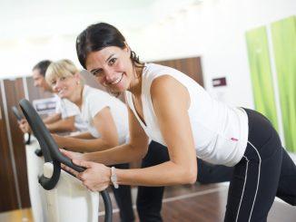 Fit & aktiv werden: In der Fitness & Vital Lounge kein Problem. Foto: PR
