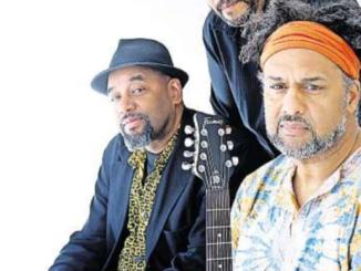 """Das Trio """"Kiss The Sky"""" spielt himmlischen Jazzrock. Foto: PR"""