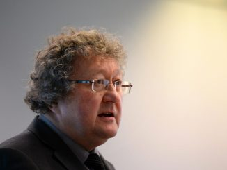 Der Dresdner Politikwissenschaftler Werner Patzelt. Foto: Arno Burgi/Archiv