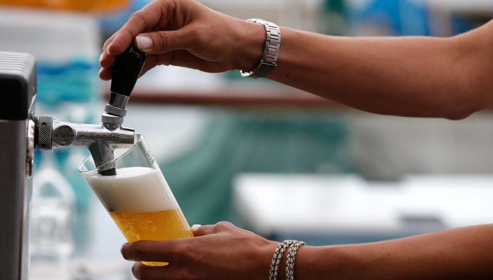 Prost! Das große Dresdner Bierfestival steht in den Startlöchern