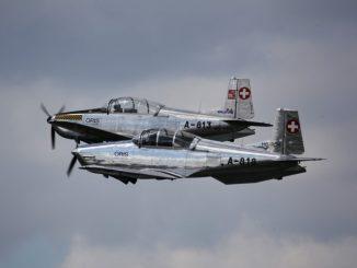 Zahlreiche besondere Flugzeuge lassen die Flugtage Bautzen zu einem besonderen Erlebnis werden. Foto: PR
